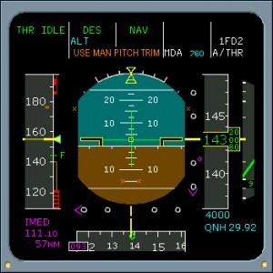 A320 PFD